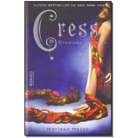 Cress - Crônicas Lunares
