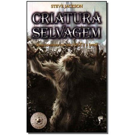 Criatura Selvagem -34439