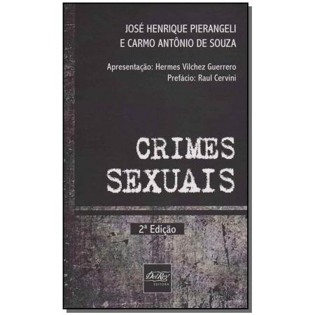 Crimes Sexuais - 2º Edição