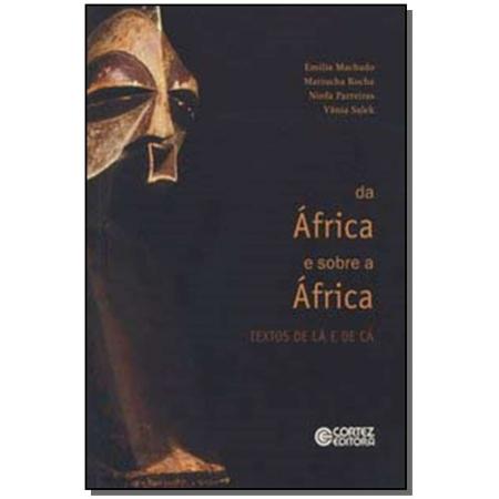 Da África e sobre a África