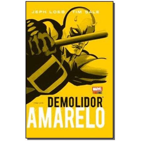 Demolidor - Amarelo