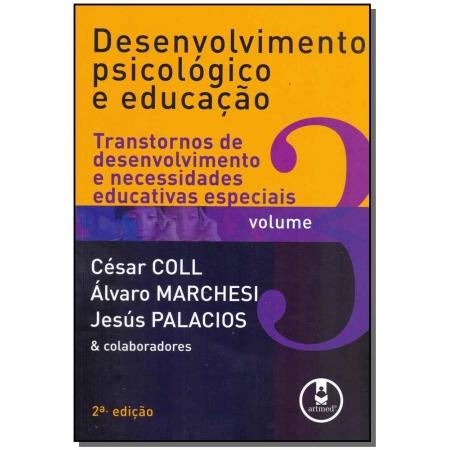 Desenvolvimento Psicológico e Educação - Vol. 03