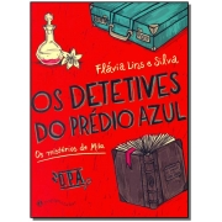 Detetives do Prédio Azul,os - os Mistérios de Mila