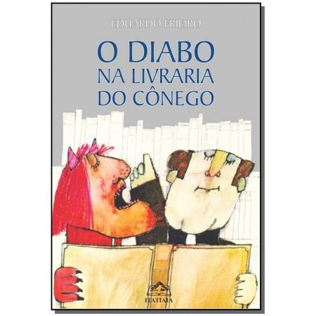 Diabo na Livraria do Cônego, O - 03Ed/19