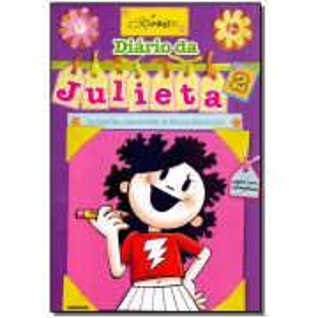 Diário da Julieta 2 - As Histórias Mais Secretas da Menina Maluquinha
