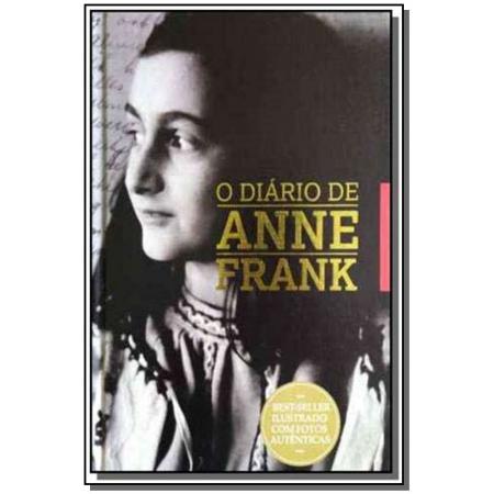 Diário de Anne Frank, O - Capa Dura
