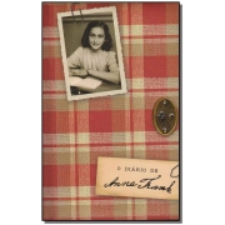 Diário de Anne Frank, O - Edição Capa dura