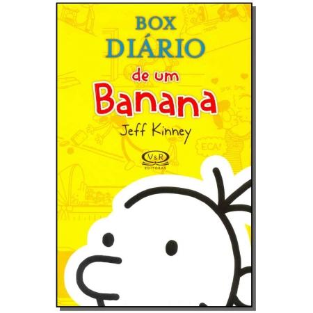 Diario de um Banana - Box - (Edição Atualizada)