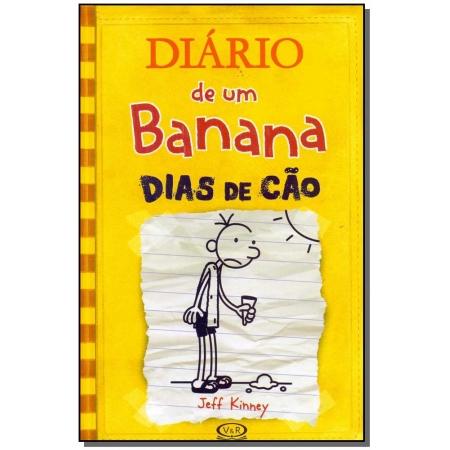 Diario De Um Banana-vol.04-dias De Cao-especial
