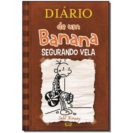 Diário de um Banana - Vol.07 - Segurando Vela