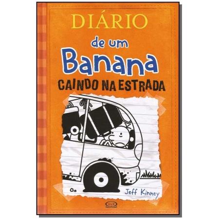 Diário de um Banana - Vol.09 - Caindo na Estrada