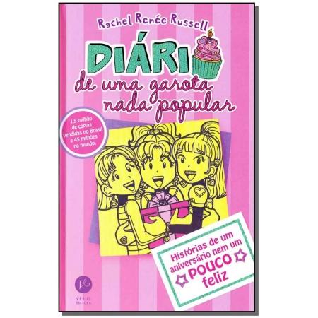 Diário de uma Garota Nada Pop. Vol. 13