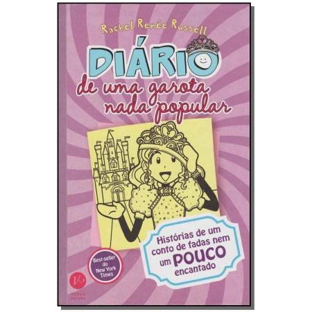 Diário de uma Garota Nada Popular - Vol. 08