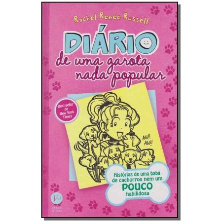 Diário de uma Garota Nada Popular - Vol. 10 - Rosa