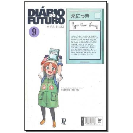 Diário do Futuro - Vol.09