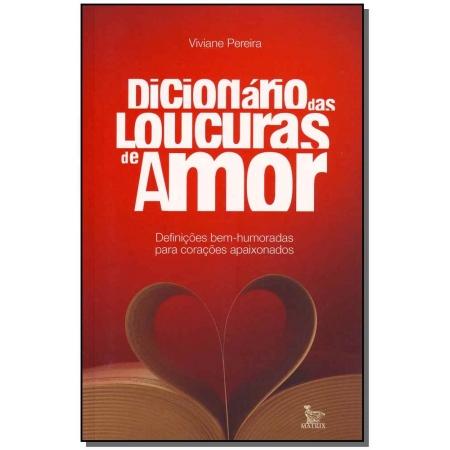 Dicionário das Loucuras de Amor