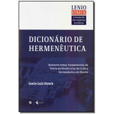 Dicionário de Hermenêutica