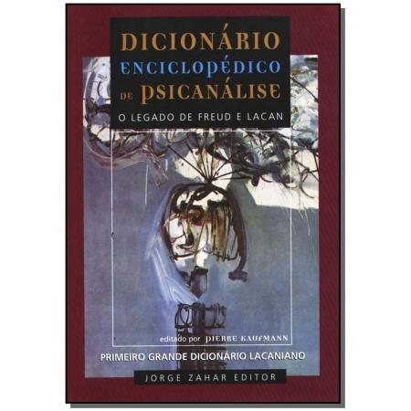 Dicionário Enciclopédico de Psicanalise