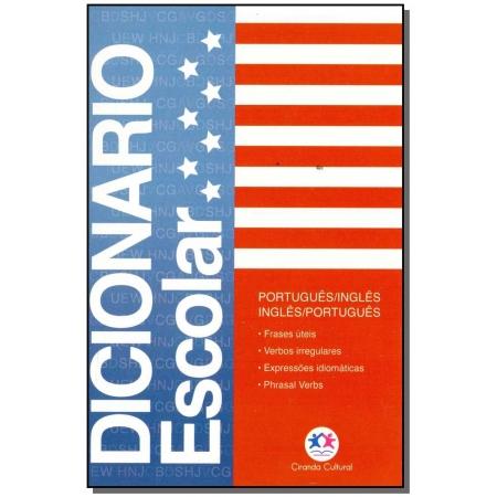 Dicionário Escolar - Português/Inglês - Inglês/Português