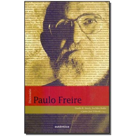 Dicionário Paulo Freire - 03Ed/17