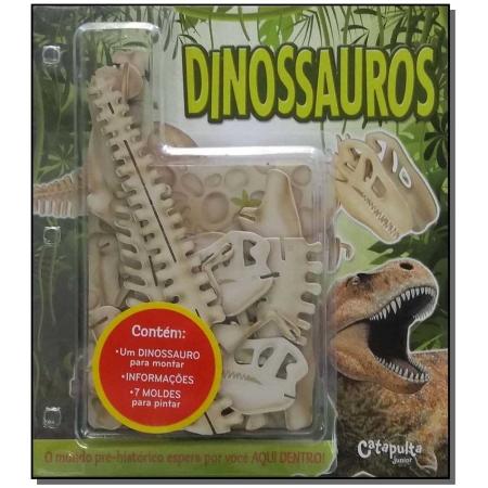 Dinossauros - Catapulta