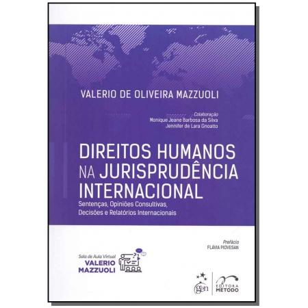 Direitos Humanos na Jurisprudência Internacional - 01Ed/19