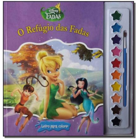 Disney - Aquarela - Tinker Bell