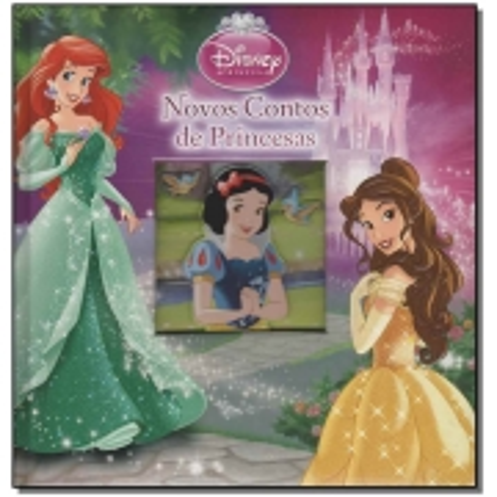 Disney Princesa - Novos Contos de Princesas