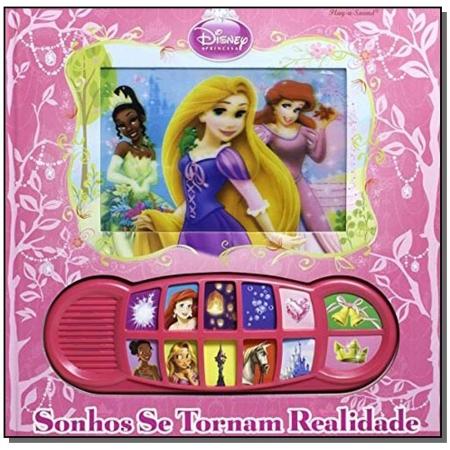 Disney Princesa - Sonhos Se Tornam Realidade