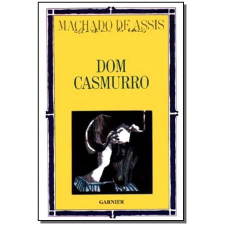 DOM CASMURRO - (GARNIER)