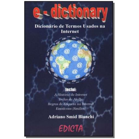 E-dictionary Dicionario Term.usad.internet