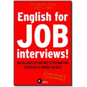 English For Jobs Interviews - Inclui Cd
