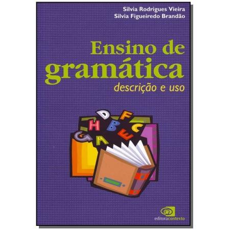 Ensino de Gramática - Descrição e Uso