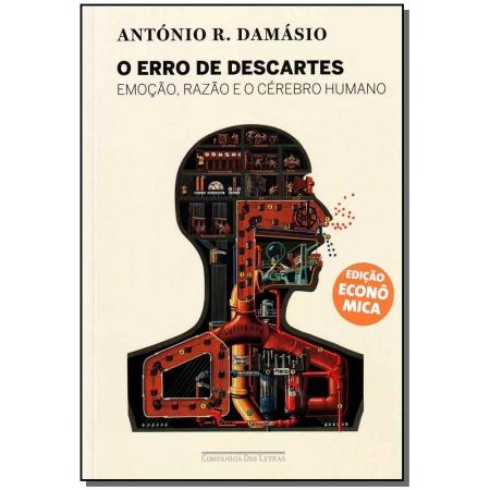 Erro de Descartes, o (Edicao Economica)