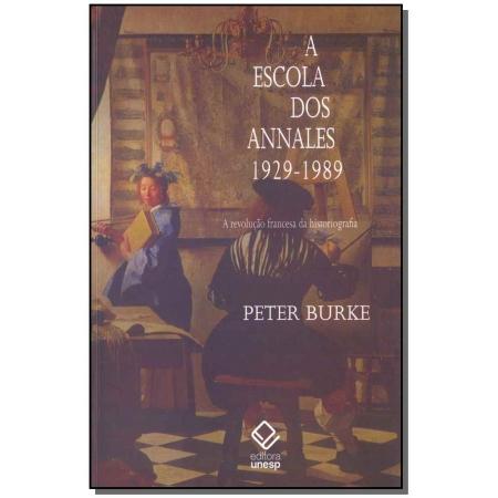Escola dos Annales 1923-1989, A