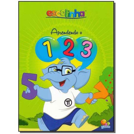 ESCOLINHA TODOLIVRO - APRENDENDO O 123