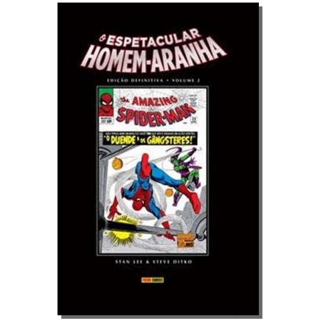 Espetacular Homem-Aranha, O - Edição Definitiva - Vol. 02
