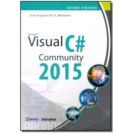 Estudo Dirigido de Microsoft Visual c Community 2