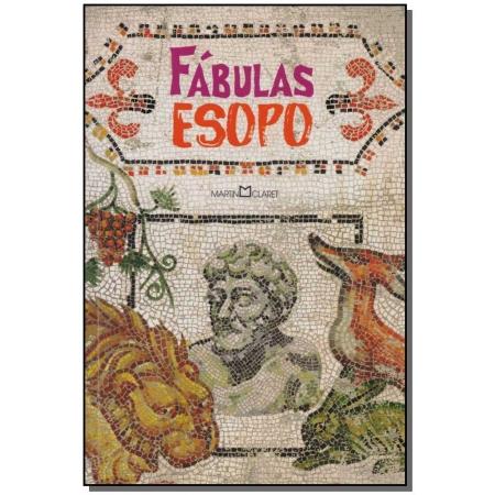 Fábulas-esopo - Edição Especial