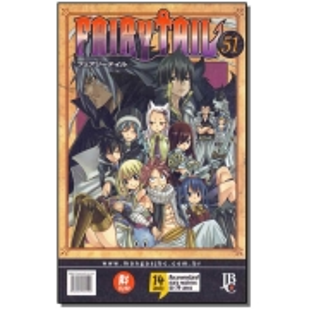 Fairy Tail - Vol. 51