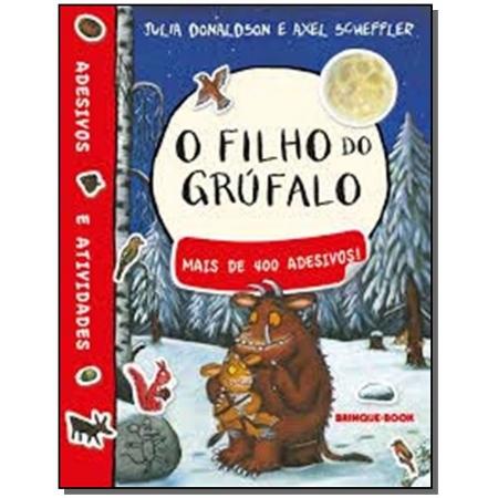 Filho do Grúfalo, o (Brinque-book)