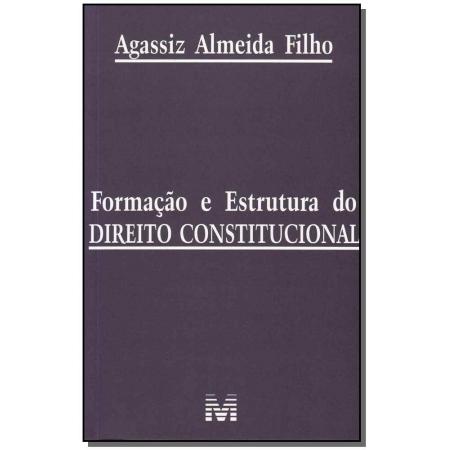 Formação e Estruta do Direito Constitucional