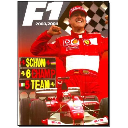 Formula 1-Anuário 2003/2004-Cp.dura