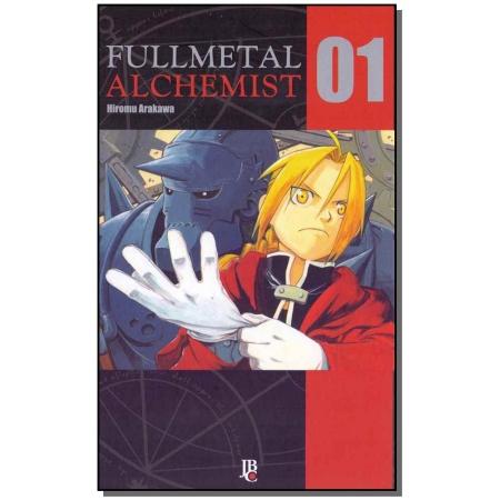 Fullmetal - Alchemist - Vol. 01