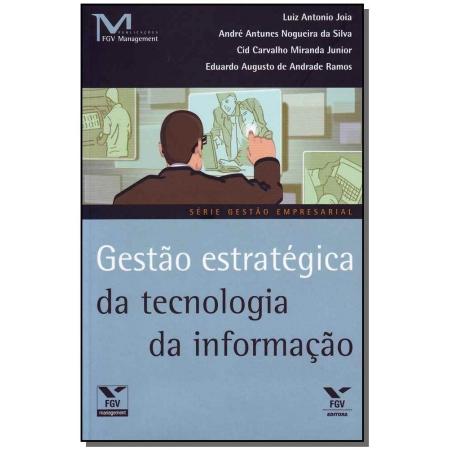 Gestão Estratégica de Tecnologia de Informação