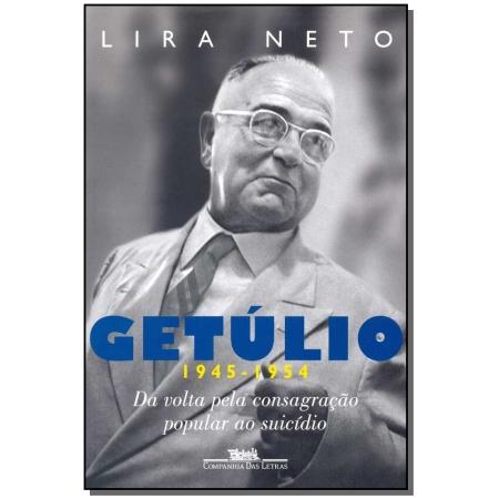 Getulio - Vol.03 - 1945-1954