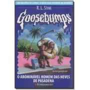 Goosebumps 20 - o Abominavel Homem Das Neves De Pa
