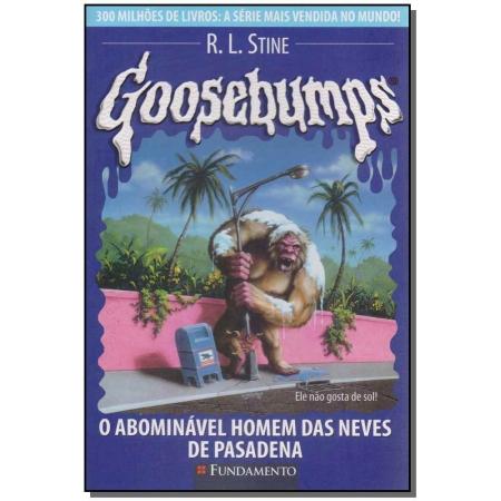 Goosebumps 20 - O Abominável Homem das Neves de Pasadena