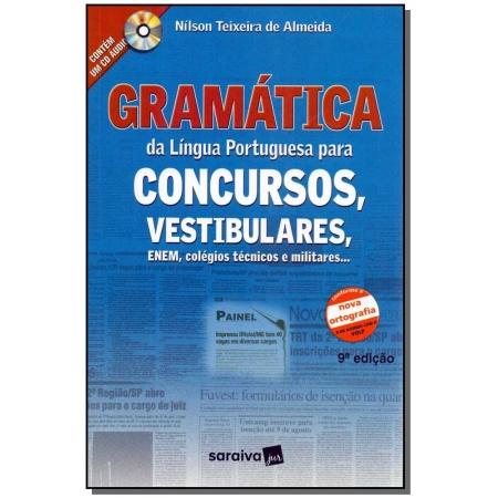 Gramática da Lingua Portuguesa Concursos