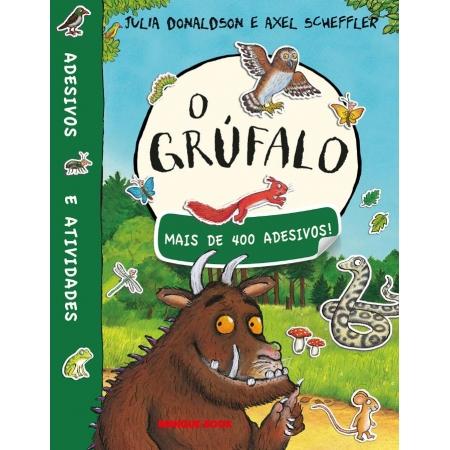 Grúfalo, o (Brinque-book)